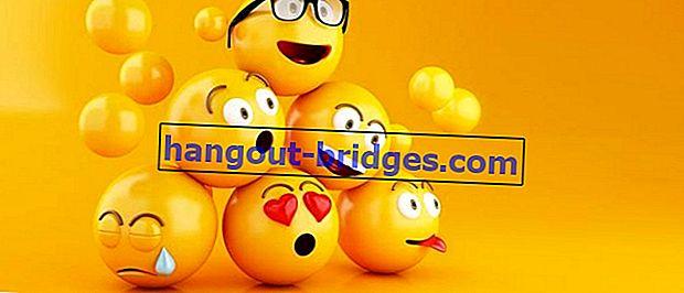 200 Makna Semua Emoji Lengkap | Jangan Keliru!