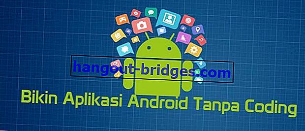 5 Perisian untuk Membuat Aplikasi Android Tanpa Pengekodan