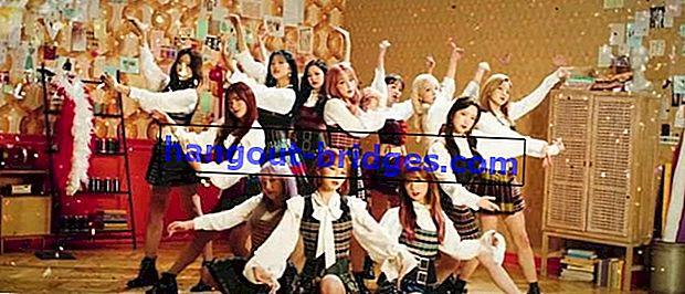 Kemas kini Koleksi Lagu Korea Terkini & Paling Popular 2020