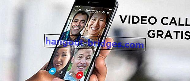 Cara Panggilan Video Percuma di Android Tanpa Internet dan Kredit