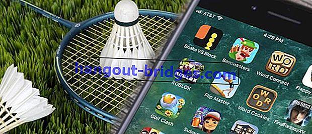 10 Permainan Badminton Terbaik di Android pada 2019 | Peminat Badminton Mesti Bermain!
