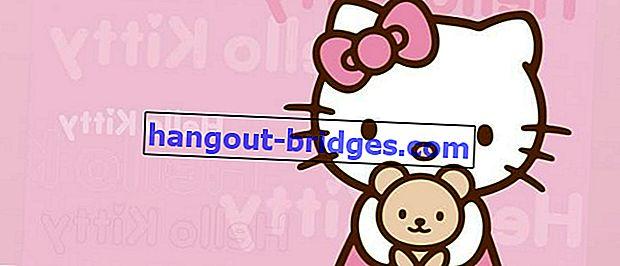 Adakah Tema WhatsApp Anda Itu sahaja? 6 Tema Hello Kitty WhatsApp Comel dan Terbaru!