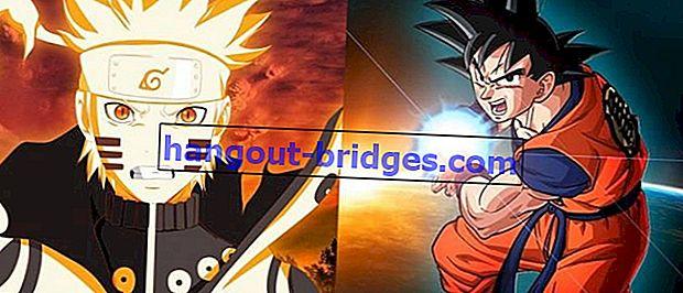 7 watak anime terkuat sepanjang masa, sangat sukar dikalahkan!