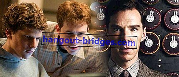 Disarankan 7 Filem Biografi Terbaik Yang Harus Ditonton | Ada Kisah Pengasas Facebook!