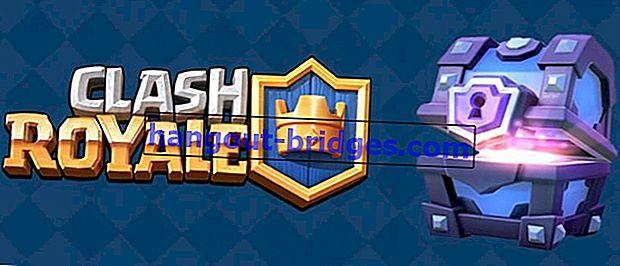 Bagaimana untuk mendapatkan Super Magical Chest di Clash Royale