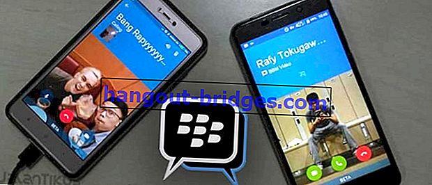 Come provare BBM Video Call per Android in Indonesia