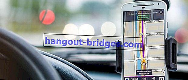 Kaedah Meningkatkan Ketepatan GPS Anda