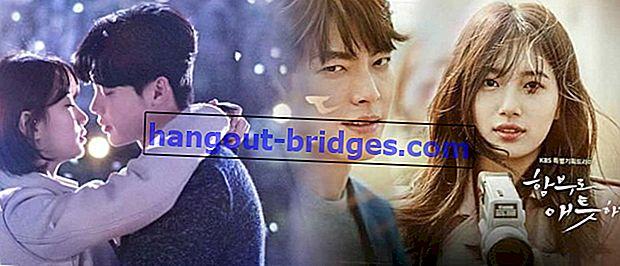 7 Filem dan Drama Bae Suzy Terbaik | Lebih baik daripada Vagabond!