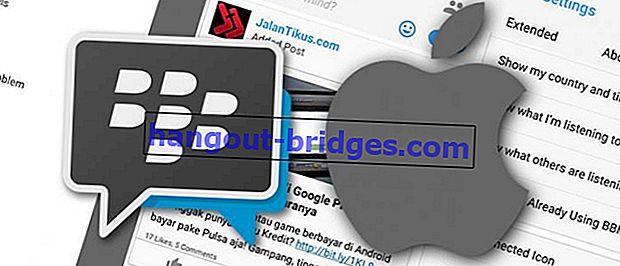 BBM Mod iOS: Tukar Paparan BBM Android Seperti Versi BBM iPhone Terkini