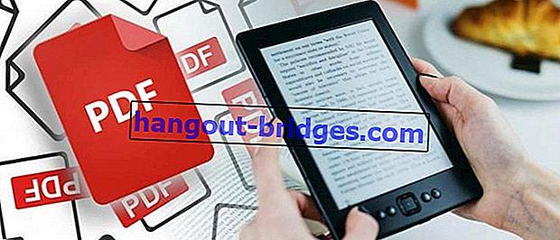 10 Aplikasi Pembaca PDF Terbaik & Percuma pada tahun 2019 | untuk Android HP & Windows PC