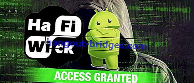 วิธีแฮ็กรหัสผ่าน WiFi ด้วยสมาร์ทโฟน Android