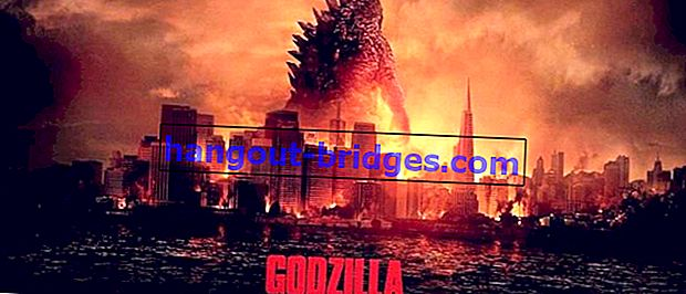 Saksikan Godzilla Film (2014), The Legendary Monster Revives
