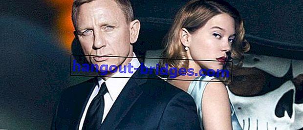 Tonton Filem James Bond: Spectre (2015) Sub Indo, Penuh Aksi!