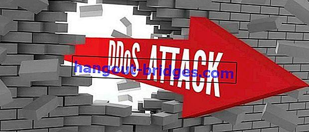 10 Perisian Penggodam untuk Melakukan Serangan DDoS