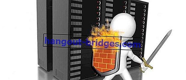 5 Aplikasi Firewall Terbaik Untuk Meningkatkan Keselamatan Komputer