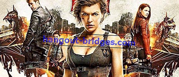 Tonton Resident Evil: Bab Akhir (2017) | Pemburuan Zombie Terakhir!
