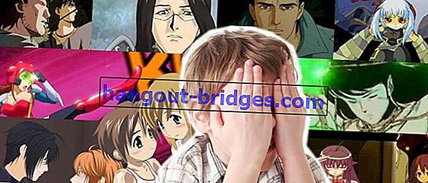 10 Anime Terburuk Sepanjang Masa | Tidak. 6 Banyak Unsur Hentai Tersembunyi!