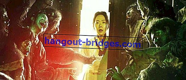 5 Filem Zombie Korea Paling Menarik dan Menarik!