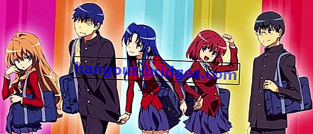20 Anime Komedi Romantik Terbaik Peringkat Tertinggi 2020, Duh Baper!