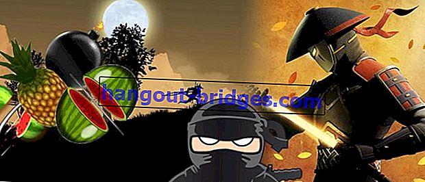 10 Permainan Ninja Offline Terbaik 2019 di Android, Belajar Menjadi Shinobi!