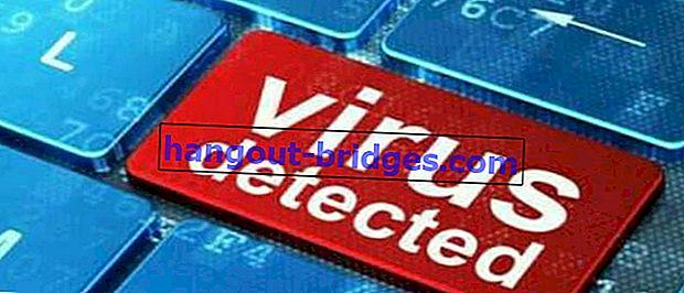 N'utilisez pas d'antivirus! Voici comment supprimer les virus / ordinateurs portables uniquement avec CMD
