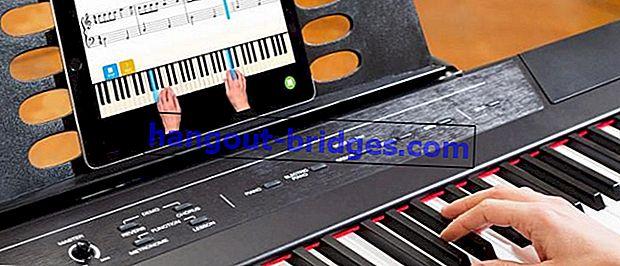 7 Aplikasi Pembelajaran Piano Terbaik untuk Android dan PC | Tidak perlu tunjuk ajar!