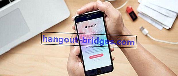 Cara memindahkan muzik dari Android ke iPhone tanpa menggunakan iTunes