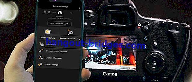 5 Aplikasi Kamera Canon Terbaik 2019 | Android & iOS
