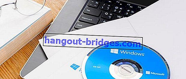 Penipuan !? Inilah perbezaan antara Windows 50 ribu rupiah dan 1.5 juta rupiah yang asal