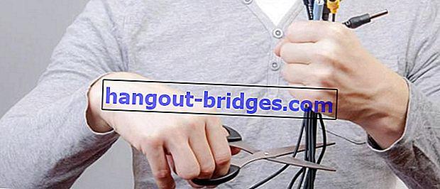 Cara Putus Sambungan Internet WiFi dan LAN Orang Lain Melalui Komputer