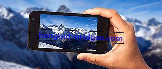 6 Aplikasi Ini Boleh Menukar Kamera Telefon Pintar Anda Seperti DSLR, WAJIB CUBA!