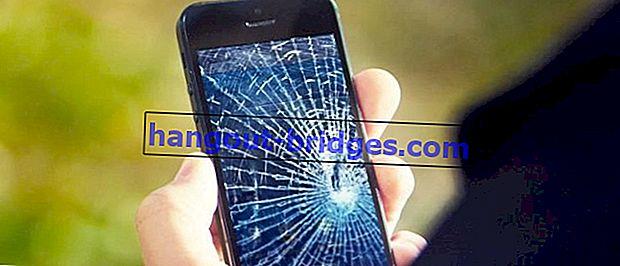L'ultima collezione di sfondi per cellulare rotto 2020 per Android e iPhone