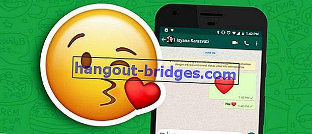 Cara membuat emoji bergerak di WhatsApp, Chat lebih menyeronokkan!