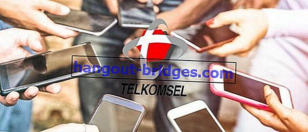Come prolungare il periodo attivo di Telkomsel | simPATI, As e LOOP