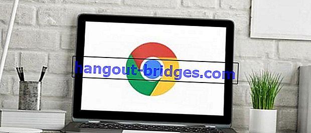 5 Masalah Google Chrome Yang Paling Sering Ditemui dan Cara Mengatasinya