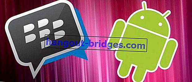 7 Aplikasi Android Terbaik untuk Membuat DP BBM Lucu dan Unik
