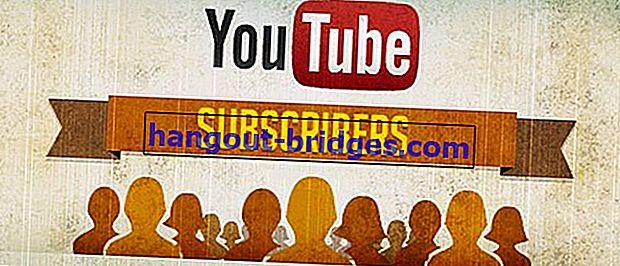 Tajir Auto! Berikut adalah 5 cara untuk mendapatkan pelanggan YouTube yang paling mudah
