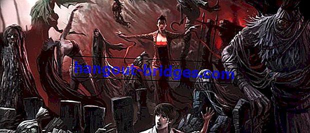세계에서 가장 무서운 유령 게임 20 안드로이드, PC, PS 등
