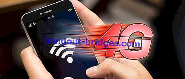 วิธีการตั้งค่า APN อินเทอร์เน็ตบนมือถือสำหรับผู้ให้บริการทั้งหมด (Telkomsel, XL Axiata, Indosat Ooredoo, AXIS, 3 และ Smartfren)