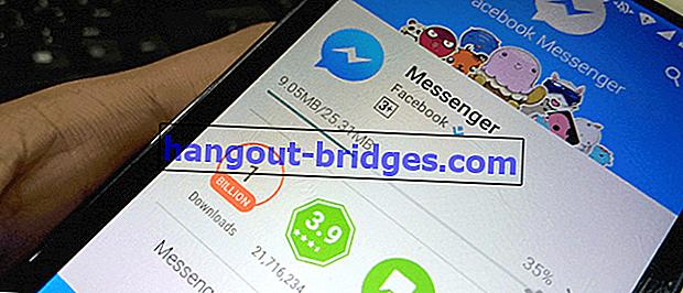 3 Cara Berbual di Facebook Tanpa Memasang Messenger pada Android