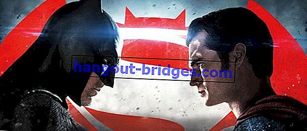 Tonton Batman v Superman (2016) | Otak Melawan Otot!