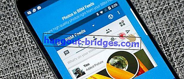 Comment se débarrasser des annonces sur BBM sans installer BBM Mod