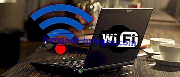 Cara Mudah untuk Memperbaiki Masalah WiFi yang rosak pada komputer riba