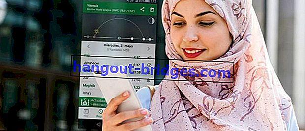라마단 최고의 안드로이드 이슬람 응용 프로그램 중 11 개, Insyaallah 추가 보상!