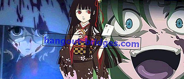7 Anime Seram Menakutkan yang Akan Membuat Anda Takut Separuh Mati!