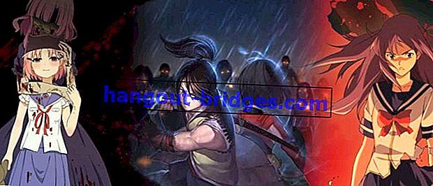 7 Anime Zombie Tense Terbaik, Banyak Adegan Ecchi?