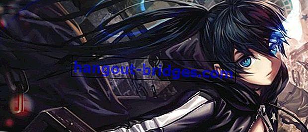 75+ Gambar Anime Keren Terbaik 2020, Sesuai untuk Kertas Dinding!