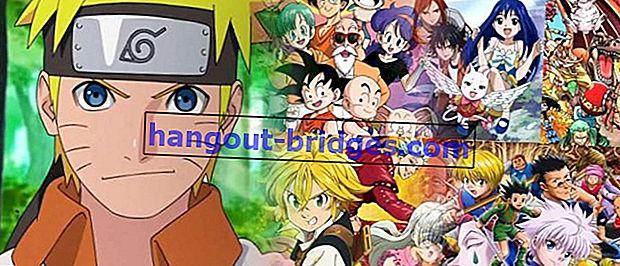 Suka Naruto? Ini adalah 7 Naruto seperti anime terbaik yang mesti anda tonton