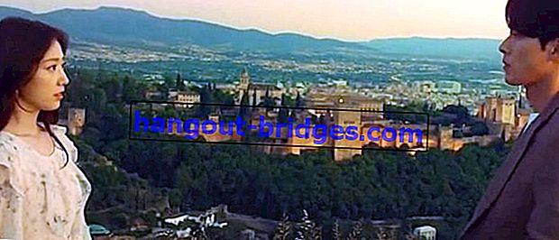Tonton Kenangan Drama Korea dari Episod Alhambra Full Indo | Masuk ke Dunia Permainan!