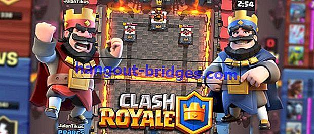Petua Memainkan Clash Royale yang Anda mesti Tahu